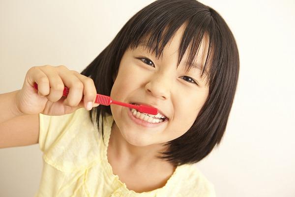 お子さんの予防歯科